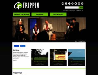 go-trippin.com screenshot