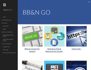 go.bbns.org screenshot