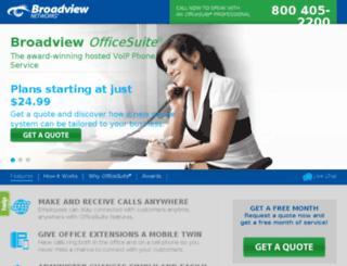 go.broadviewnet.com screenshot