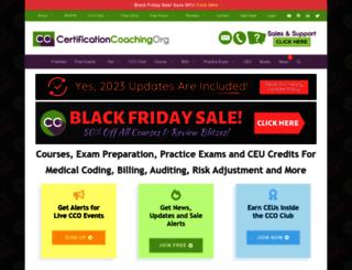 go.codingcertification.org screenshot