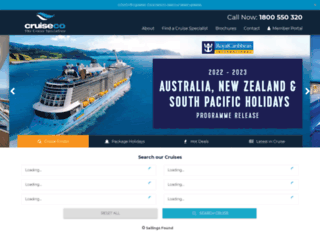 go.cruising.com.au screenshot