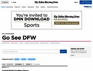 go.dallasnews.com screenshot