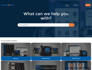 go.digium.com screenshot