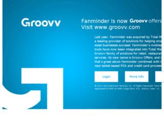 go.fanminder.com screenshot