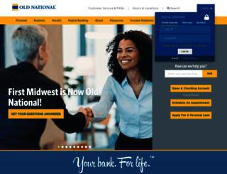 go.kleinbank.com screenshot