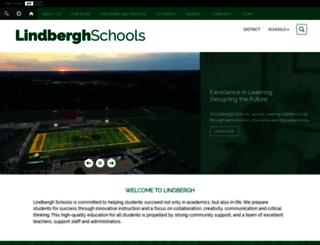 go.lindberghschools.ws screenshot