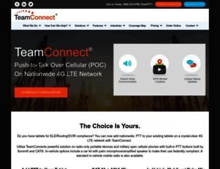 go.pdvconnect.com screenshot