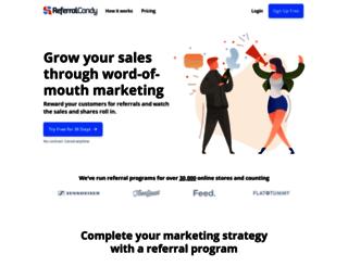 go.referralcandy.com screenshot