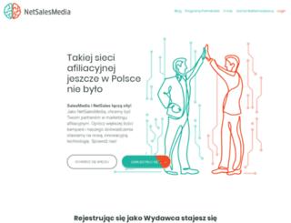 go.salesmedia.pl screenshot