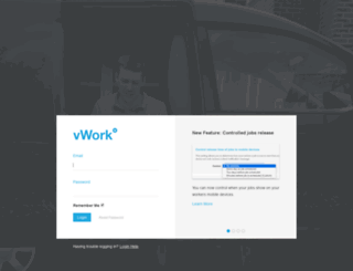 go.vworkapp.com screenshot