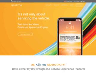 go.xtime.com screenshot