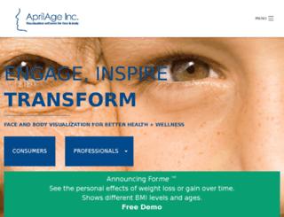 go2.age-me.com screenshot