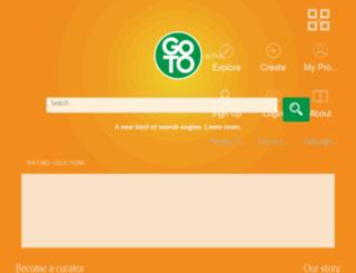 go2.com screenshot