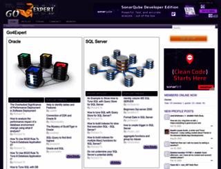 go4expert.com screenshot