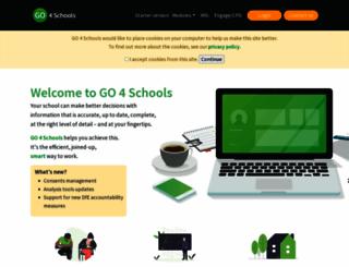 go4schools.com screenshot