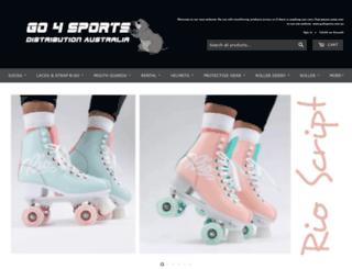 go4sports.com.au screenshot
