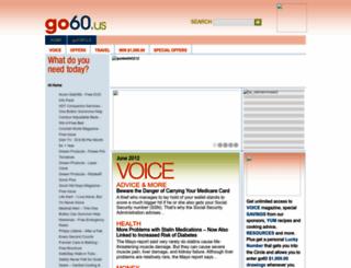 go60.us screenshot