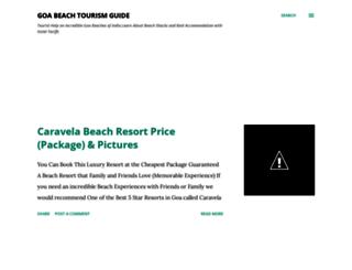 goa.tourism1.org screenshot