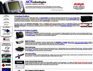 goactechnologies.com screenshot