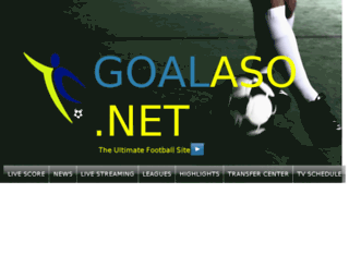 goalaso.net screenshot