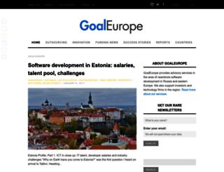 goaleurope.com screenshot