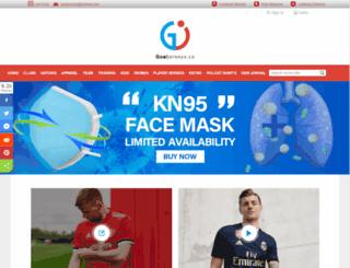 goaljerseys.com screenshot