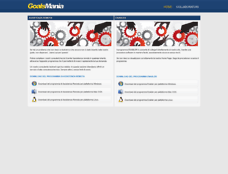 goalsmania.info screenshot