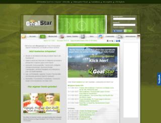 goalstar.de screenshot