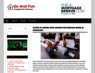 goandfun.net screenshot