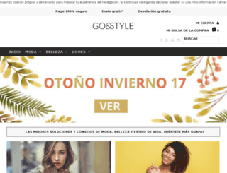 goandstyle.com screenshot