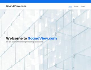 goandview.com screenshot