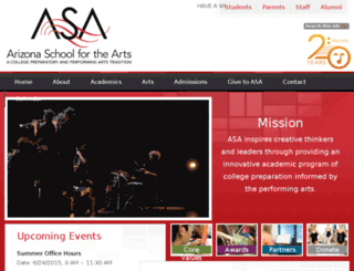 goasa.edlioschool.com screenshot