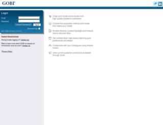gobi3.com screenshot