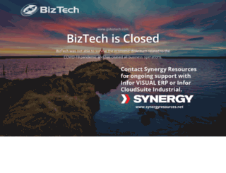 gobiztech.com screenshot