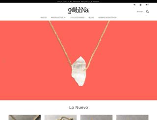 goblina.com screenshot