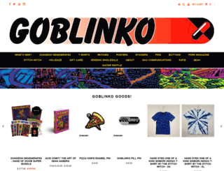 goblinko.com screenshot