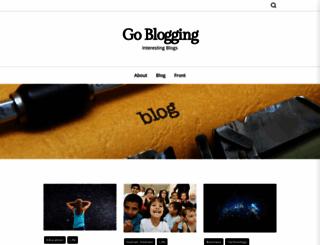 goblogging.net screenshot