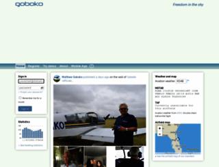 goboko.com screenshot