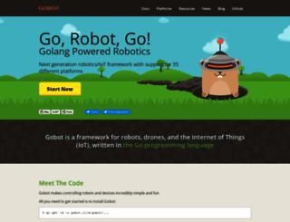 gobot.io screenshot