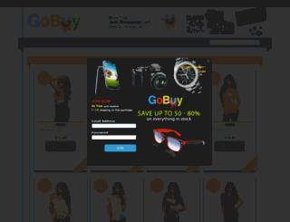 gobuy.us screenshot
