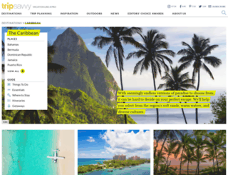 gocaribbean.about.com screenshot
