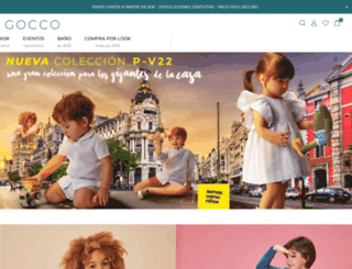 gocco.es screenshot