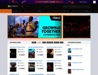 gocdkeys.com screenshot