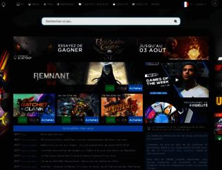 goclecd.fr screenshot