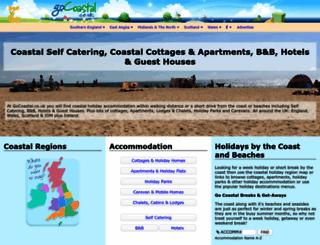 gocoastal.co.uk screenshot