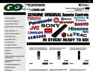 gocompany.com.au screenshot