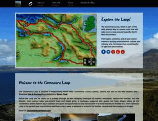 goconnemara.com screenshot