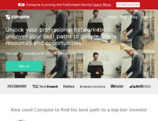 goconspire.com screenshot