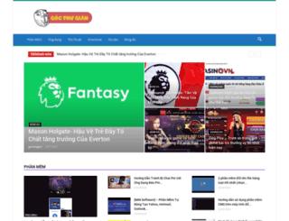 gocthugian.com.vn screenshot