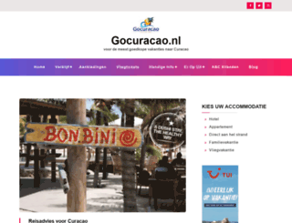 gocuracao.nl screenshot
